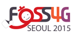 FOSS4G 2015 Korea Sept 14th-19th, 2015